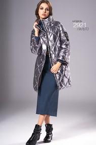 Модель 2921 серебристый Niv Niv Fashion