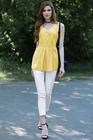 Модель 7119 желтый+белый Juanta