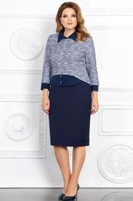 Модель 4674 синий Mira Fashion
