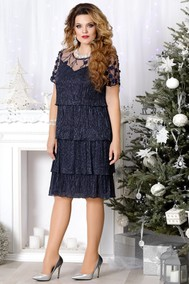 Модель 4484 синий Mira Fashion