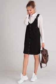 Модель 00177 черный Andrea Style