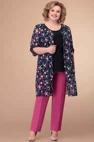 Модель 970 синий+розовый Svetlana Style