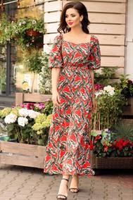 Модель 2565 красный+зеленый Мода-Юрс