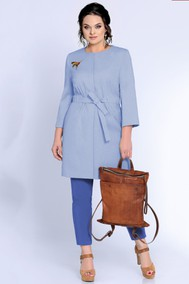 Модель 1792 голубой Джерси