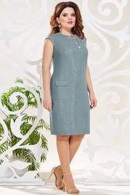 Модель 4807-2 бирюзовые-тона Mira Fashion