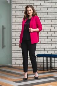 Модель 3953 розовый и черный Эледи
