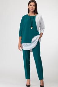Модель 2018 сине-зеленый оттенок Taita plus