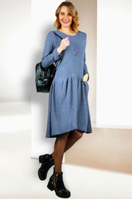 Модель Пл-71 голубой Talia fashion