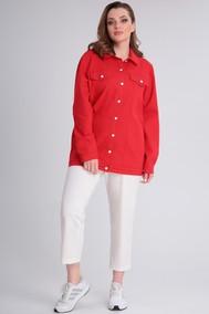 Модель 358 Красный Andrea Style