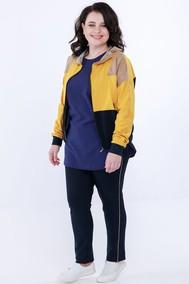 Модель 5042 желто-синий Belinga
