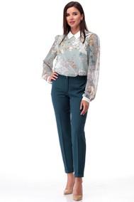 Модель 333 светлый цветочный принт Talia fashion