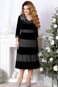 Модель 4506 черный Mira Fashion