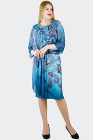 Модель 7518 синие тона Aldani