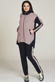 Модель 1140 розовый+темно-синий Svetlana Style