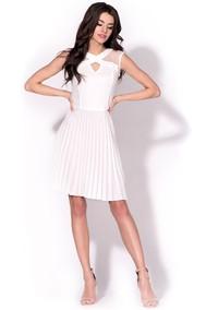 Модель margo бело-молочный Rylko Fashion