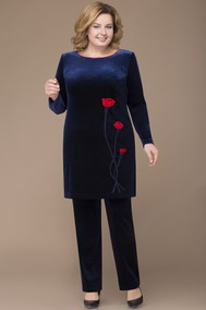 Модель 1138 темно-синий Svetlana Style