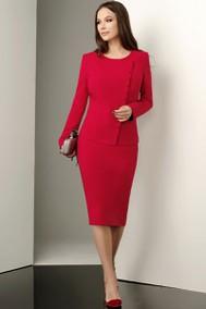 Модель 2524 ярко-красный Lissana