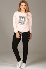 266 Розовый Bonna Image