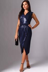 Модель 1111 темно-синий МиА Мода