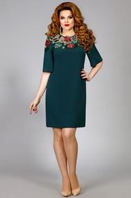 Модель 4352 зеленый Mira Fashion