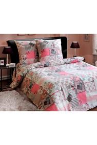 Модель 3821.444901 с розовым - простыня Блакiт