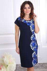 319 синий Solomea Lux