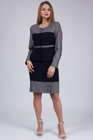 Модель 15499 черный+серый Rene