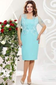 Модель 4839 голубой Mira Fashion
