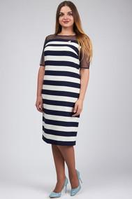 Модель 450 сине-белая полоска SVT-fashion