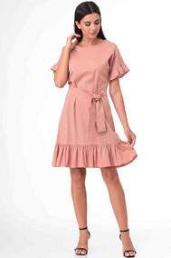 Модель 359 пыльная роза Talia fashion