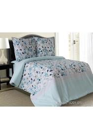 Модель 4125.520101 Дюшес бирюзовый+цветы Блакiт