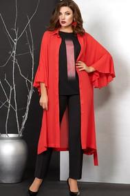 Модель 393 красный+черный Мублиз