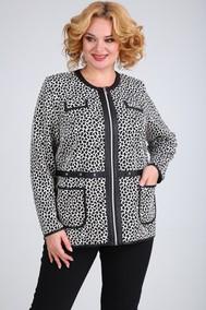 Модель 653 черно-белый леопард Sovita