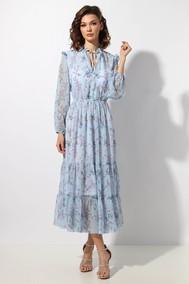 Модель 1231-2 нежно голубой МиА Мода