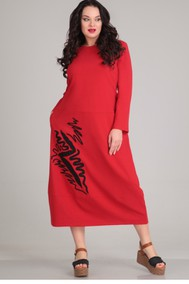 Модель 0053 красный Andrea Style