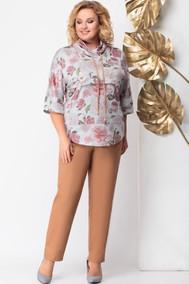 Модель 1132 рыжий, розовый Michel Chic
