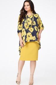 Модель 622-1 синий/желтый Erika Style