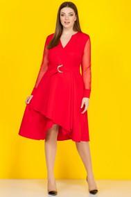 Модель 2052 красный Beautiful & Free