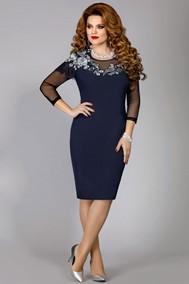 Модель 4319 синий Mira Fashion