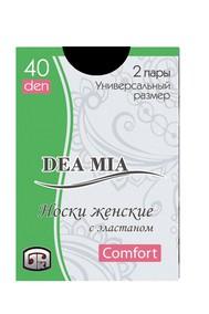 Модель 1412/8 Comfort 40 nero Dea Mia