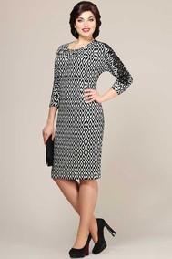 Модель 3738 бежево-чёрный Mira Fashion