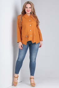 Модель 713-1 оранжевый Rishelie