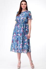 Модель 102 синий Talia fashion