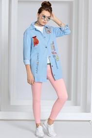 Модель 1400 голубой KALORIS