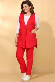 Модель 634 красный Vilena fashion