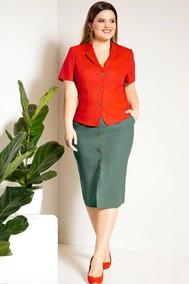 Модель 2063 красно-зеленый JeRusi