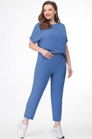 Модель 639 синий джинс Кокетка и К