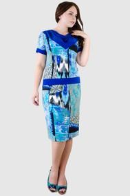 Модель 8593 синий+голубой Aldani