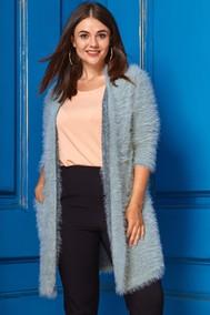 Модель 231 серо-голубой Anastasia