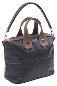 Модель 542 черный+коричневый Poliline